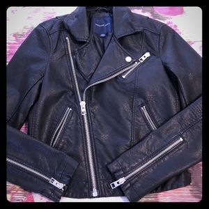 American Eagle Outfitters Moto Jacket